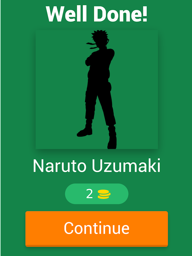 Quiz Naruto Shadow- screenshot
