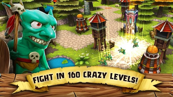 Incoming! Goblins Attack: Tower Defense Strategy Screenshot