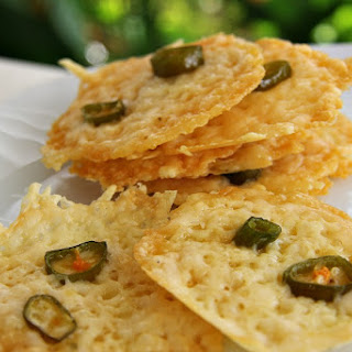 Cheese & Jalapeno Crackers