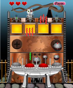Kitty Pot Cracker Worlds screenshot 0