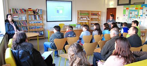 Photo: A-dos-Francos no Programa Eco-Escolas