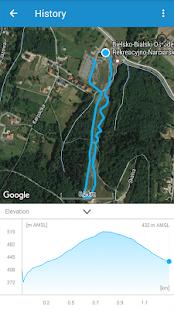 Ski Tracker - náhled
