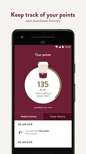 Costa Coffee Club 4.23.2 Screenshots 6
