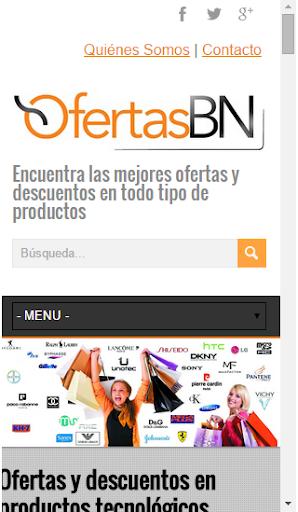 OfertasBN - Productos de Marca