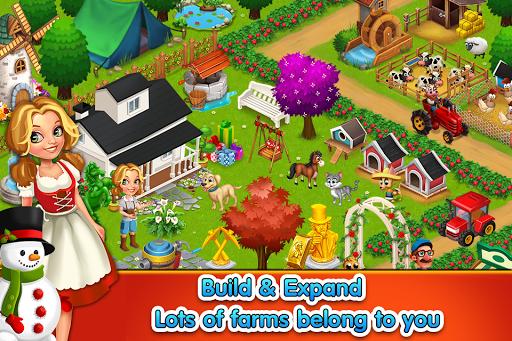 Télécharger Harvest Season: Farming Manager,farm games farmers  APK MOD (Astuce) screenshots 1