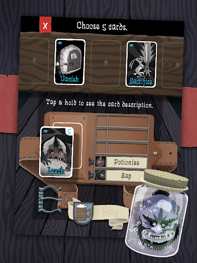 Card Crawl 2.3.15 screenshots {n} 10