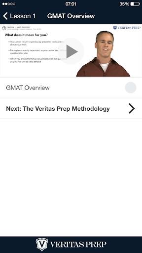 GMAT On Demand