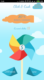 Click & Cash - Earn Free Money - náhled