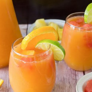 Watermelon Fruit Punch Recipes.