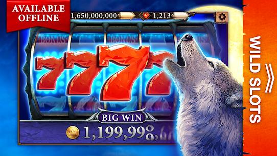 Scatter Slots Mod Apk- Free Casino Games & Vegas Slots 1