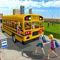Modern City School Bus Simulator 2017 download