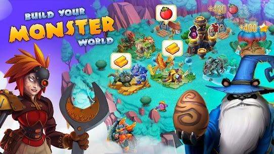 Monster Legends – RPG 6.6.4 MOD (Unlimited Money) 5