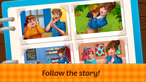 Fancy Cafe - Decorating & Restaurant games screenshot 20
