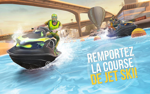 Top Boat: Racing Simulator 3D  captures d'écran 1