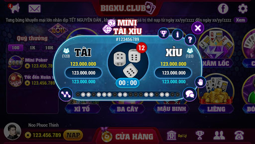 Bigxu Bon Hely Club Game Bai Doi Thuong
