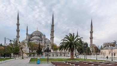 Photo: Blaue Moschee