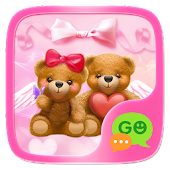 FREE-GOSMS LOVELY TEDDY THEME