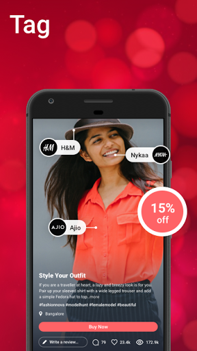 Woovly: Online Social Shopping App for India?? screenshot 2