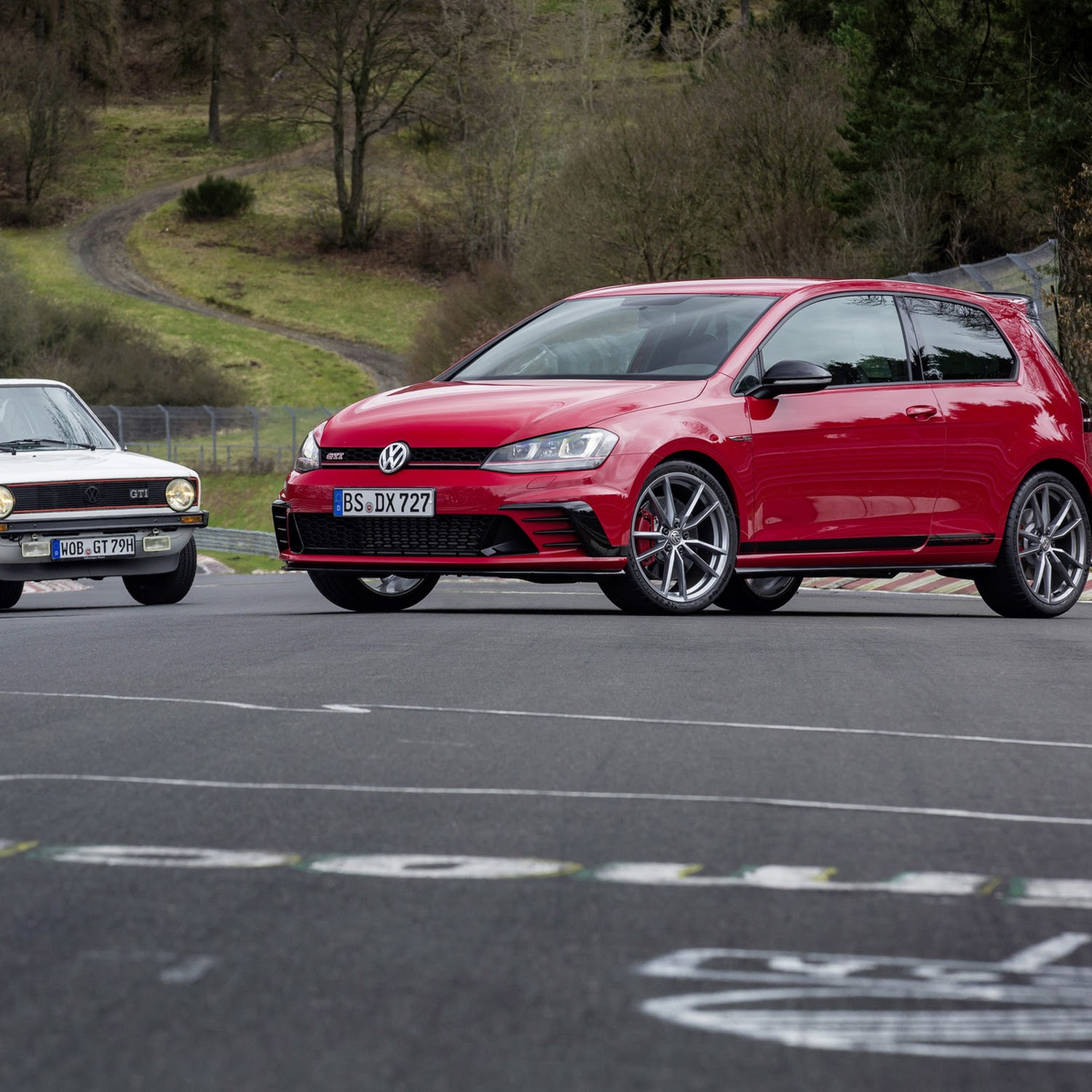 The 10 Best Fast Volkswagen Golf Models Of All Time