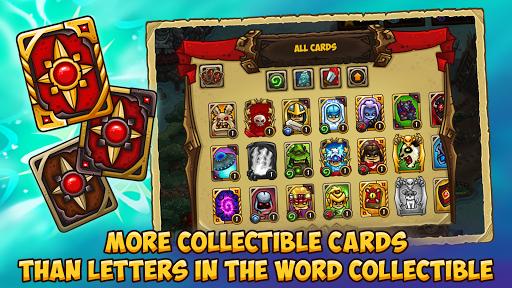 Booblyc TD - Cool Fantasy Tower Defense Game screenshots 6