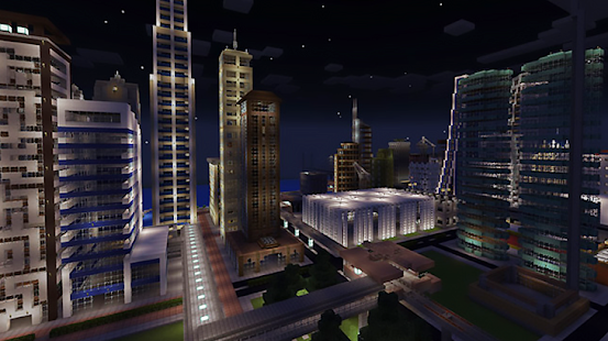 City Maps For Minecraft PE Apps Bei Google Play - Maps fur minecraft installieren