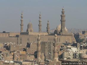 Photo: Kairó iszlám negyede