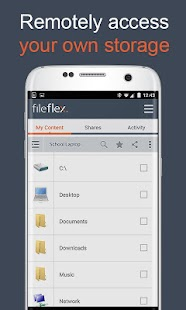 FileFlex – Access Share Stream- screenshot thumbnail