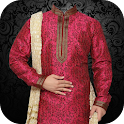 Man Fashion Kurta Photo Maker icon