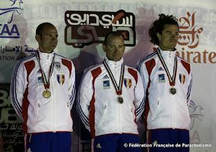 Photo: 3rd Dubai International Parachuting Championship 2011, VC2, Bronze