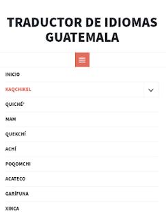 Traductor de Idiomas Guatemala - náhled