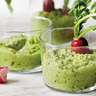 Simple Mint Pea Dip Recipe