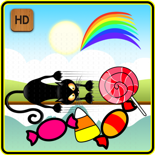 Candy CAT Run Crash
