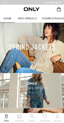 ONLY: Women's fashion ss1
