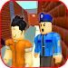 Jail Break obby Escaper  : Robloxe Prison Mod 2 icon