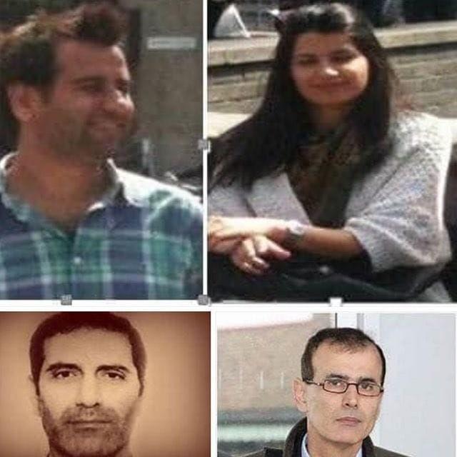 دادگاه بلژیک برای اسدالله اسدی ۲۰ سال و برای امیر سعدونی و نسیمه نعامی  هرکدام ۱۸ سال زندان درخواست کرد