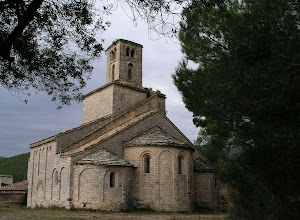 Photo: Cervelló -  Església de l'antic Priorat de Sant Ponç