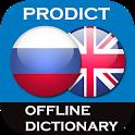 Russian <> English dictionary icon