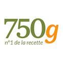 750g - 80 000 recettes icon