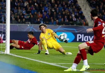 """Coucke après la lourde défaite face à Liverpool : """"Profiter des matchs restants"""""""