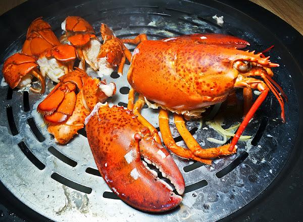 蒸龍宴-蒸汽養身海鮮館 敦化店 把最好的食材蒸起來吃!!
