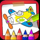 Colorear y Pintar para Niños icon