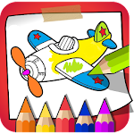 Coloring Book - Kids Paint icon