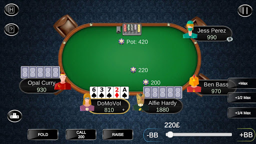 Offline Poker - Tournaments 1.10.1 screenshots {n} 6