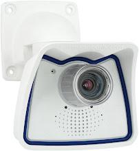 Photo: Mobotix M24 IP camera, with L22 lens