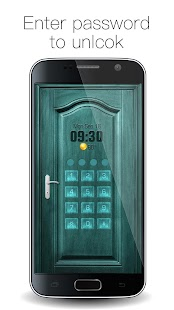 finger screen lock with new pin lock prank - náhled
