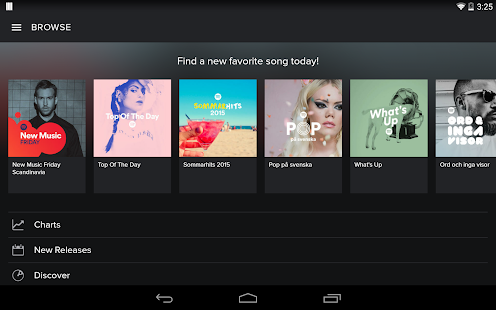 Spotify Music Screenshot 1