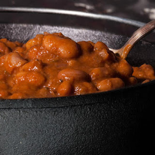 Slow Cooker Ranch-Style Pinto Beans