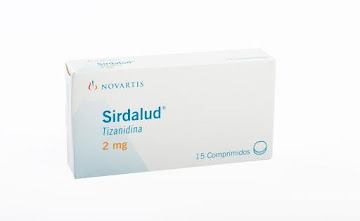 Sirdalud 2Mg Comprimidos