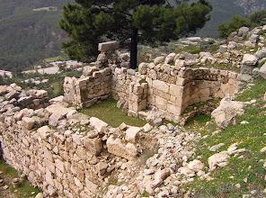 Photo: Arykanda, Roman Baths .......... Romeinse Thermen