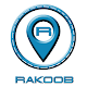 Rakoob - Car Booking App